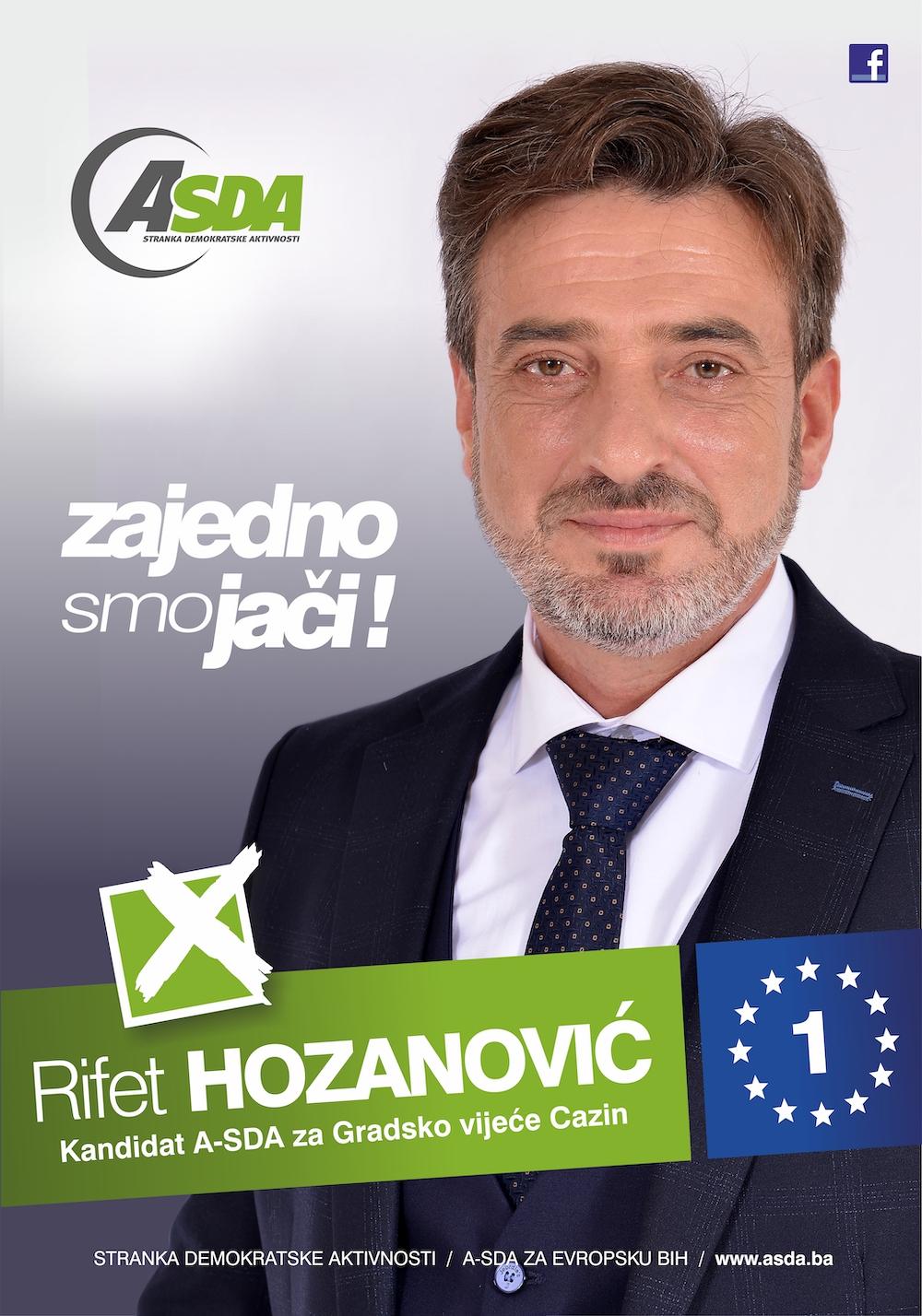 Rifet Hozanović