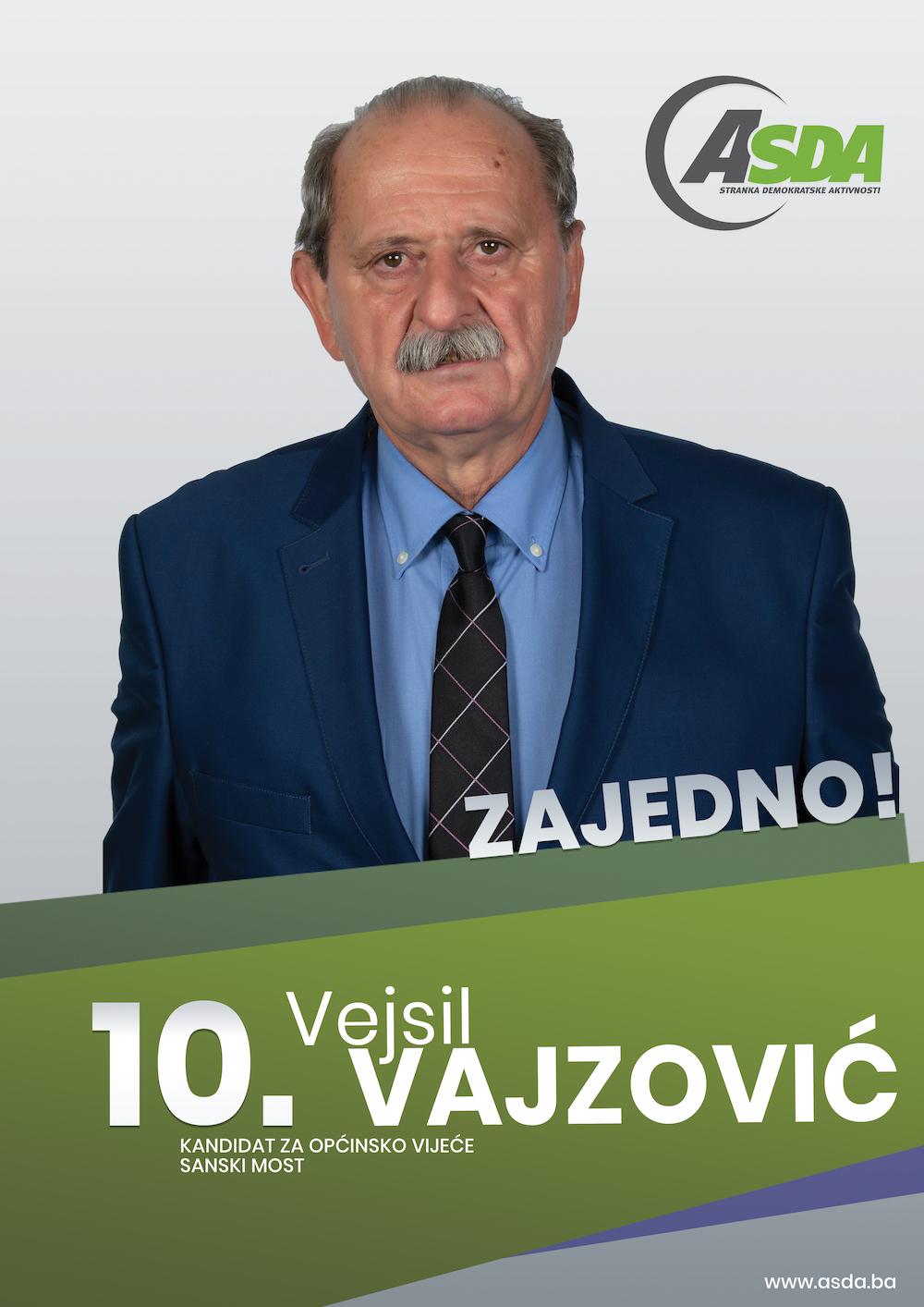 Vejsil Vajzović
