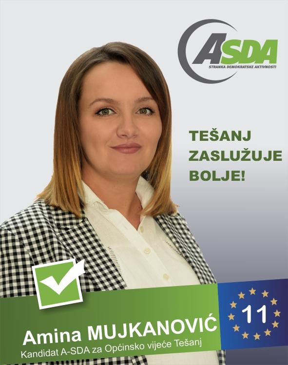 Amina Mujkanović