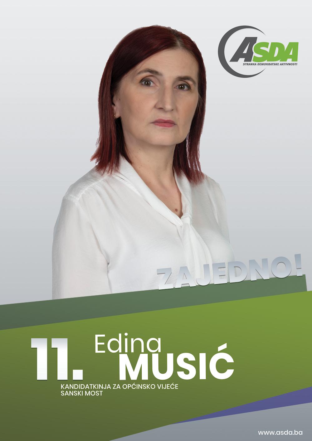 Edina Musić