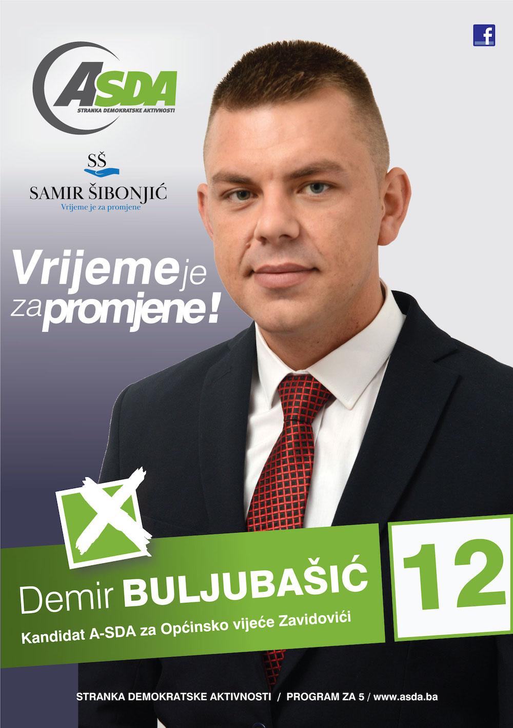 Demir Buljubašić