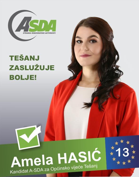 Amela Hasić