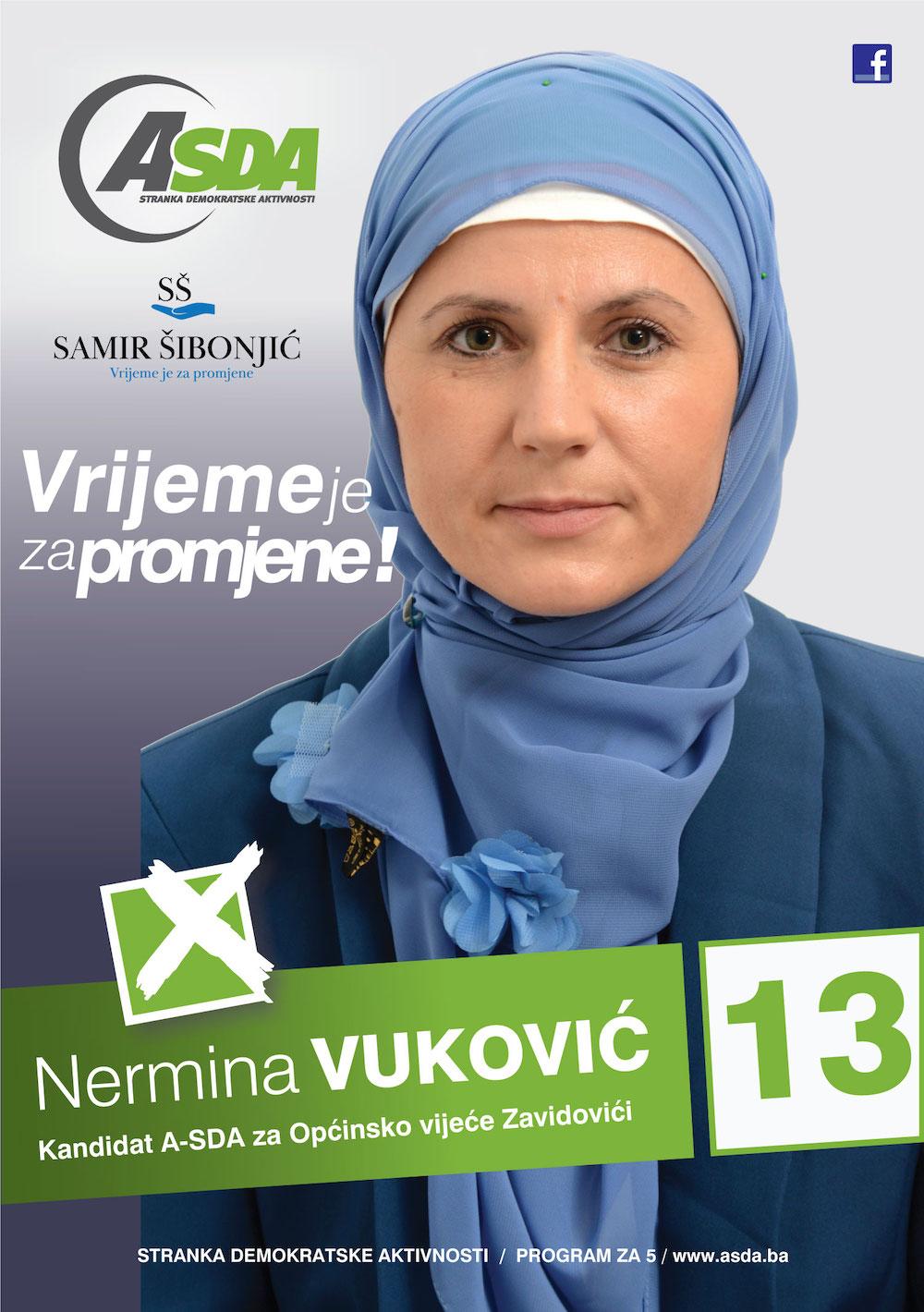Nermina Vuković