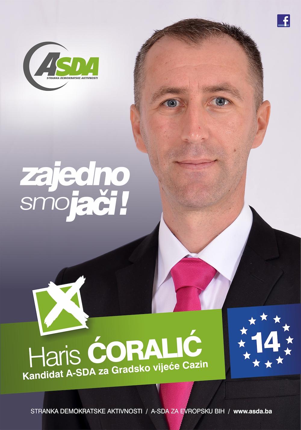 Haris Ćoralić
