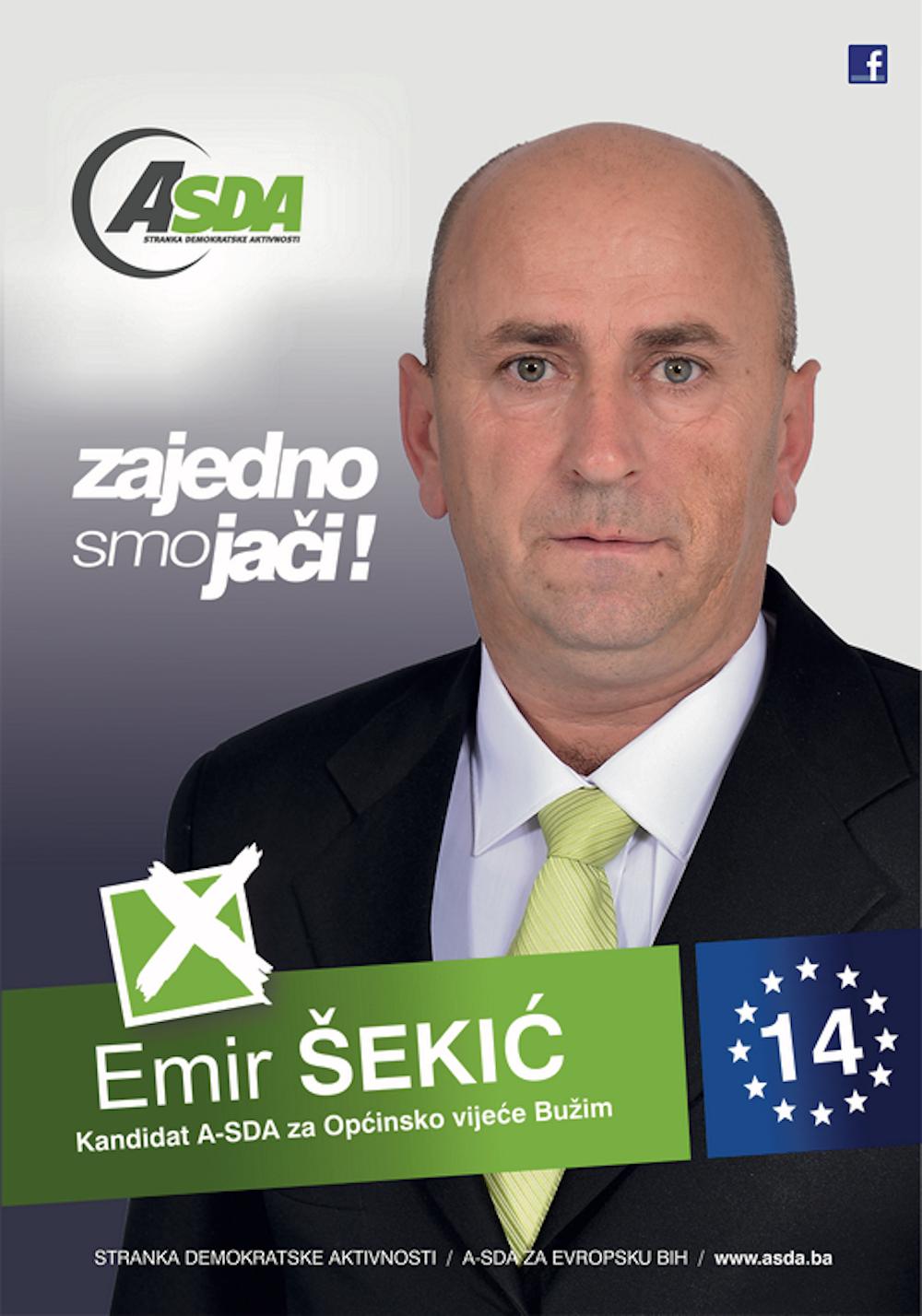Emir Šekić