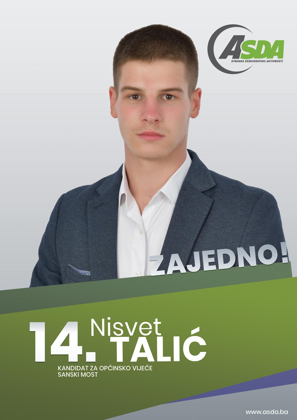 Nisvet Talić