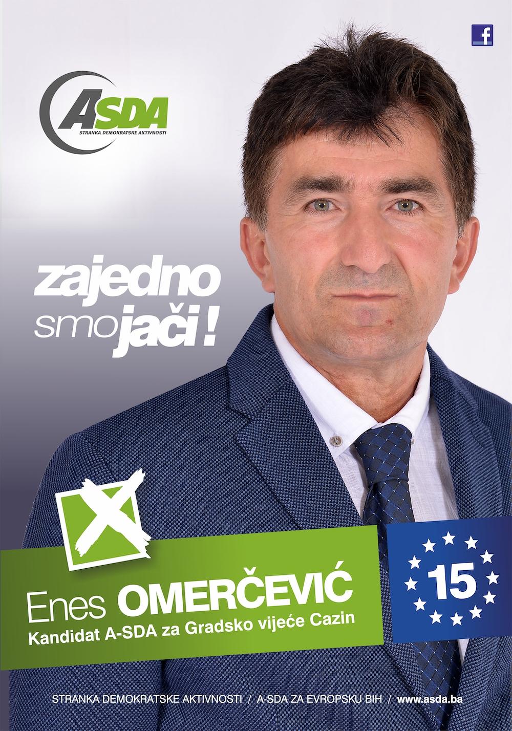 Enes Omerčević