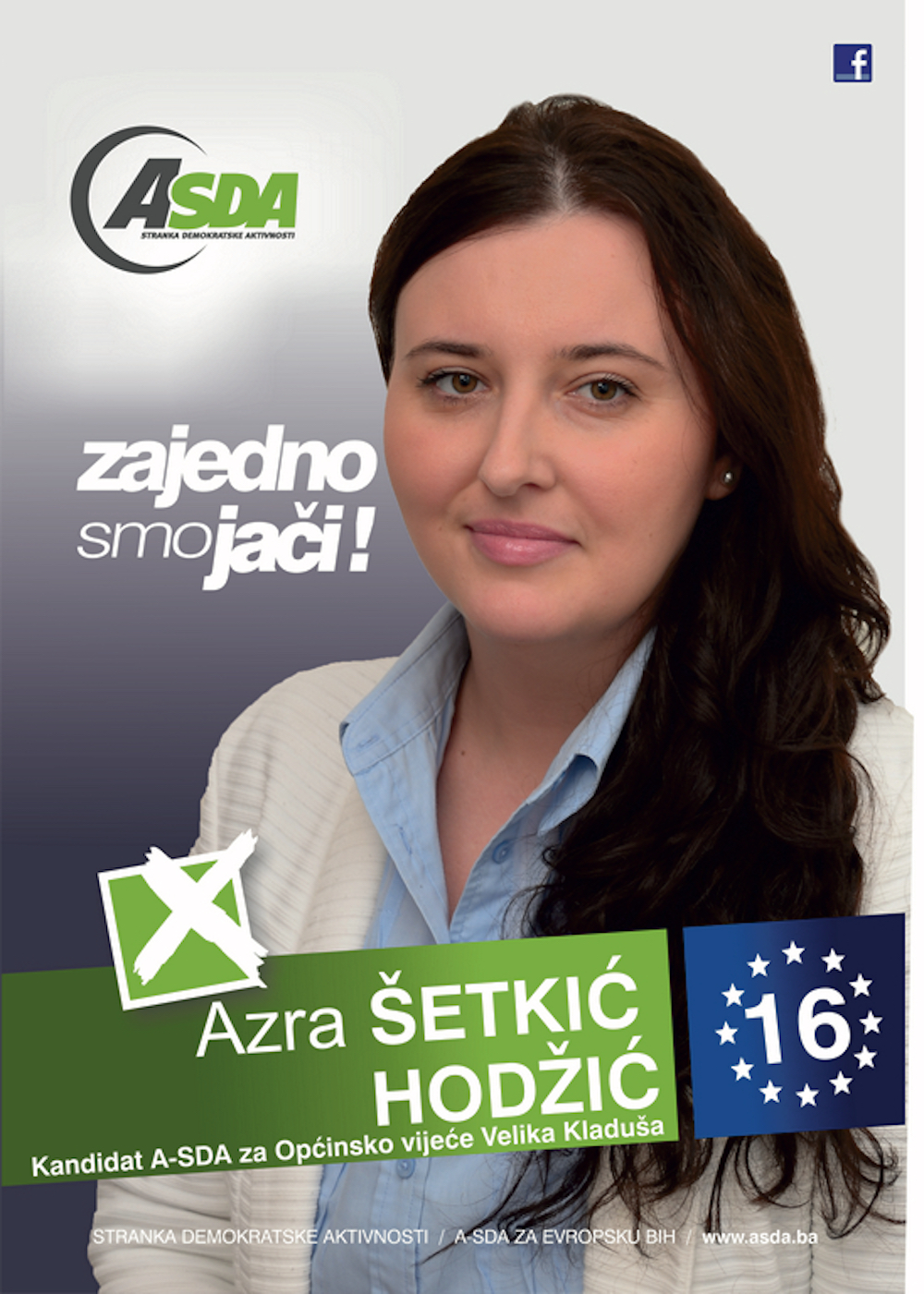 """Rođena 30.11.1989.godine Mr. Razredne nastave Zaposlena u JU OŠ""""Donja Vidovska"""" Udana, majka 1 djeteta"""