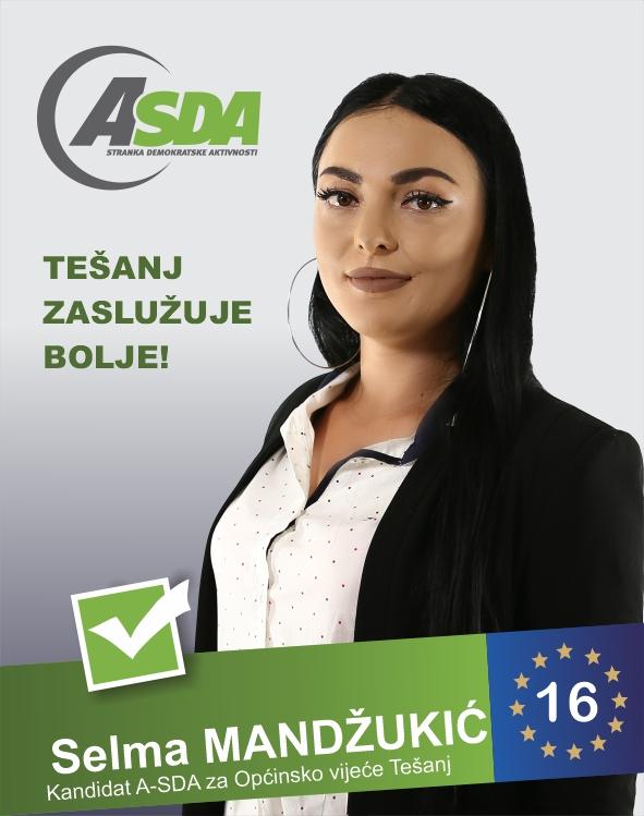 Selma Mandžukić
