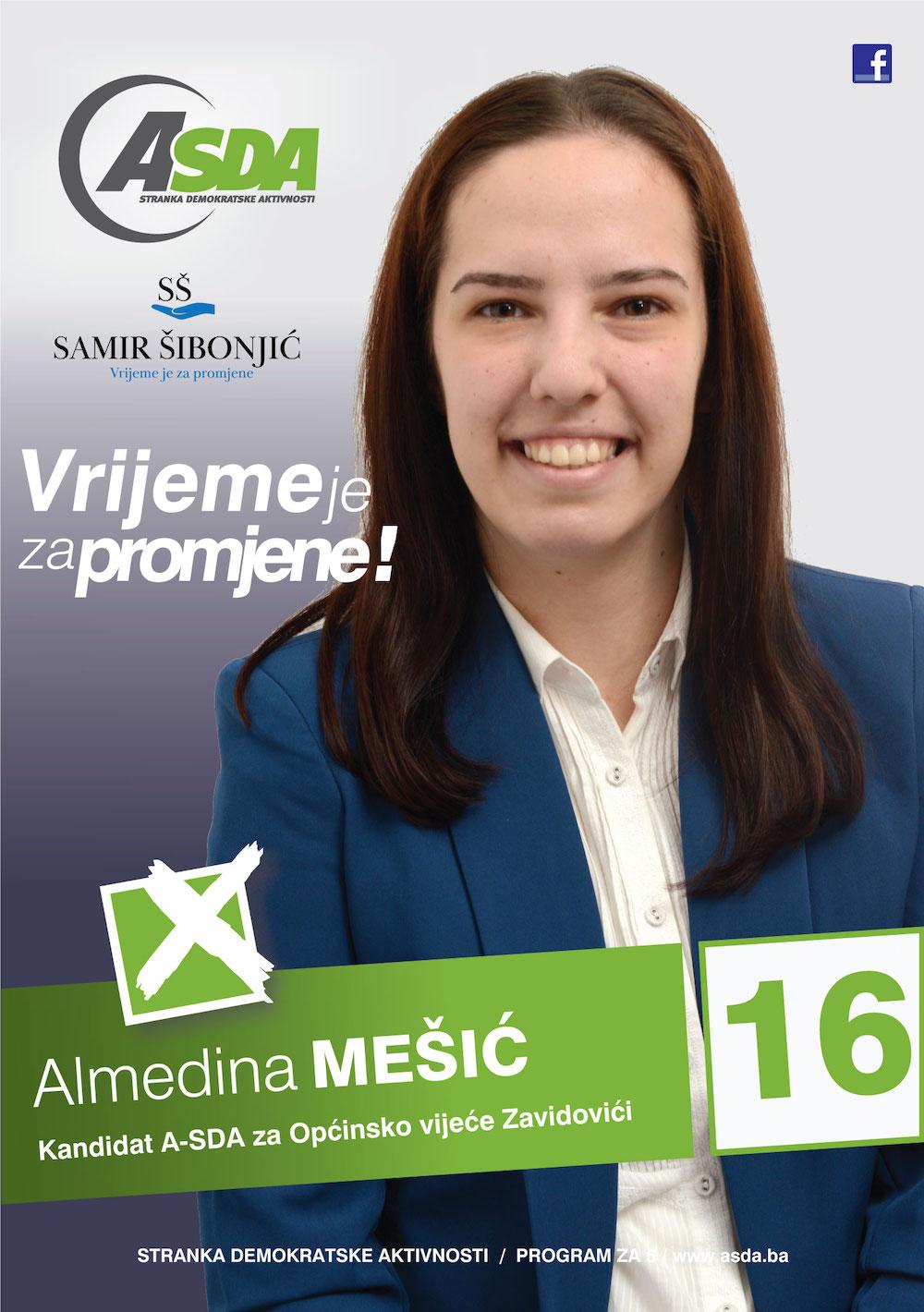 Almedina Mešić