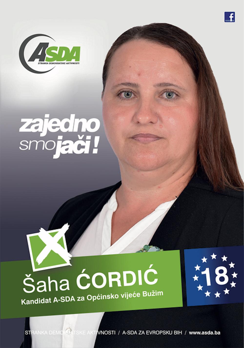 Šaha Ćordić