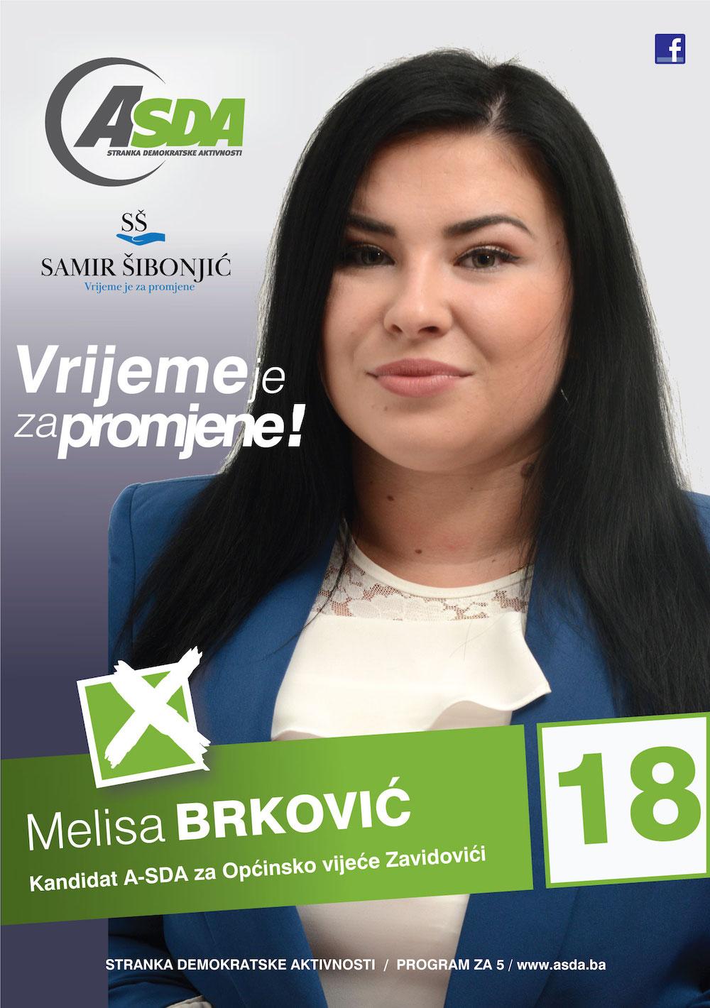 Melisa Brković