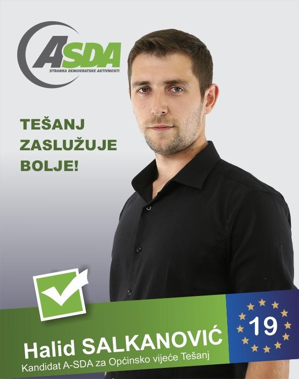 Halid Salkanović