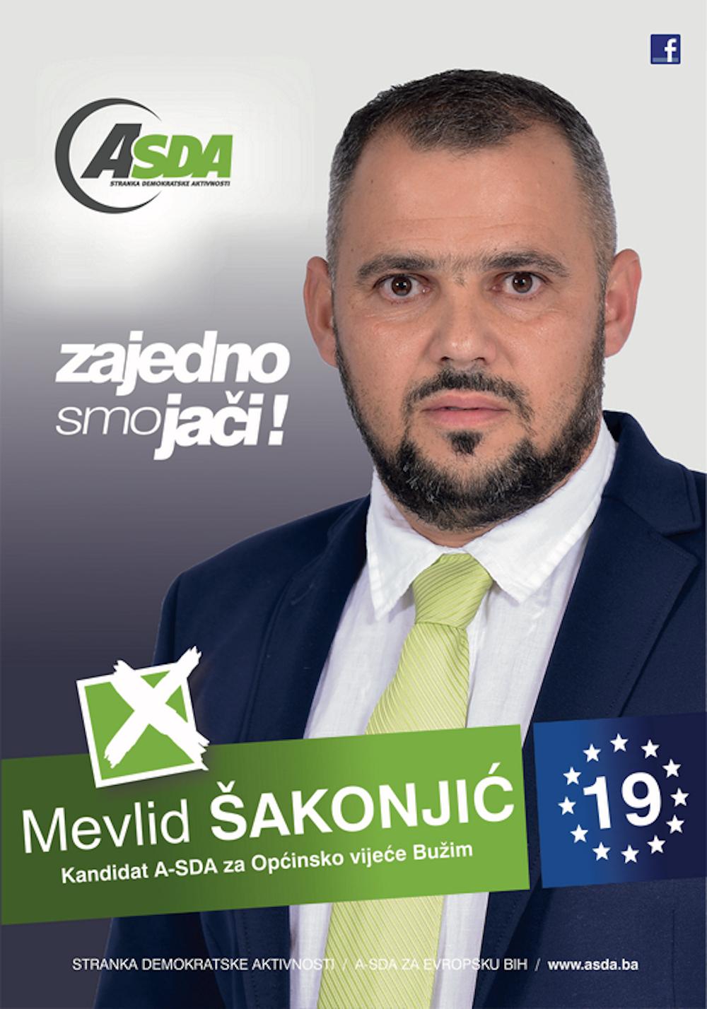 Mevlid Šakonjić