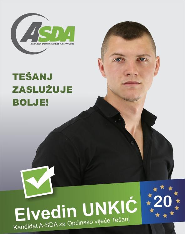 Elvedin Unkić