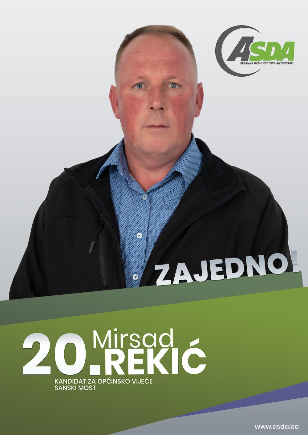 Mirsad Rekić