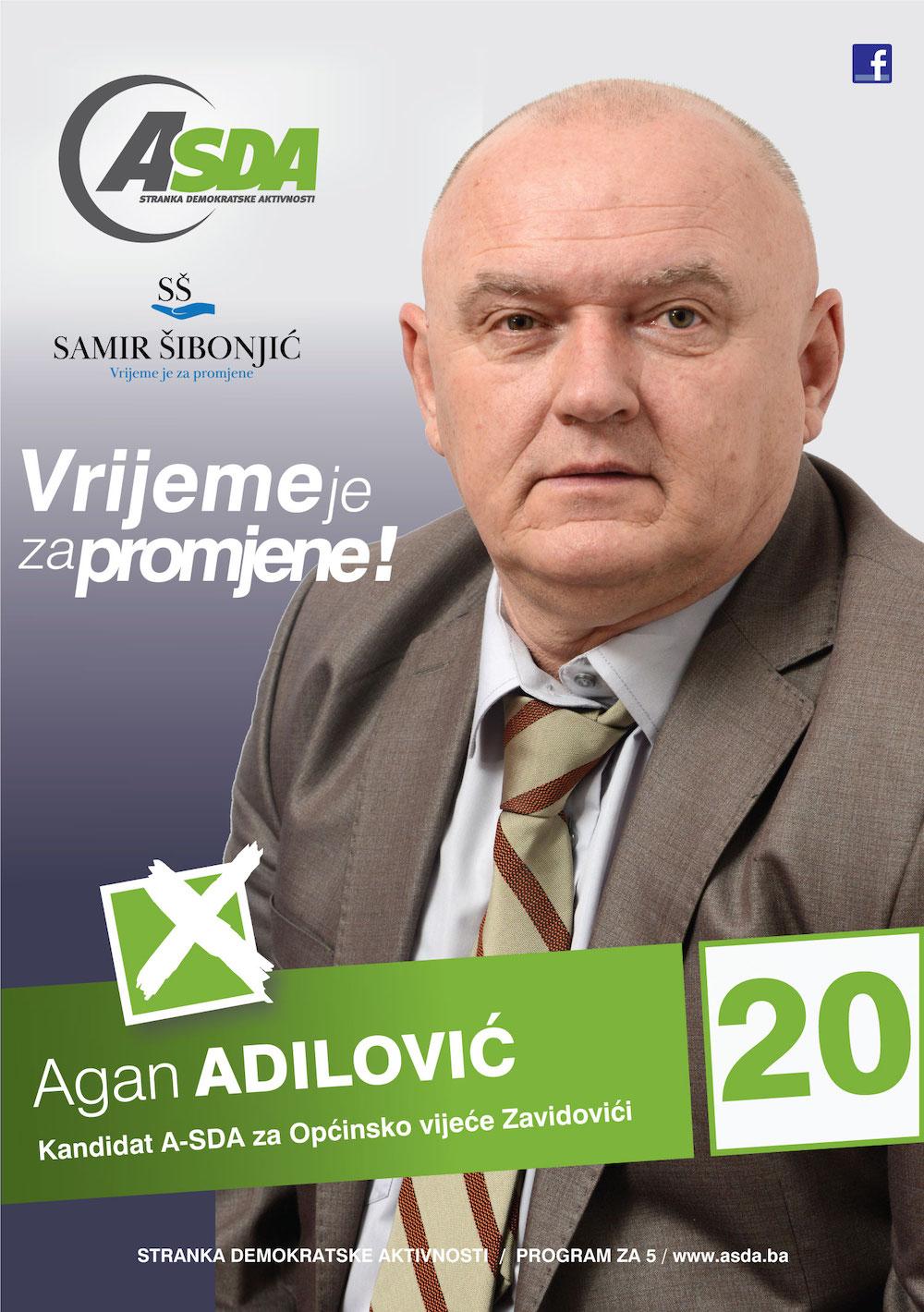 Agan Adilović