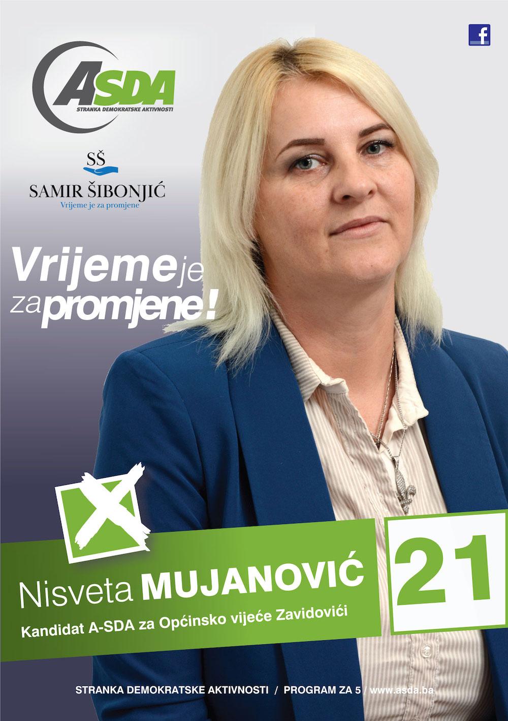 Nisveta Mujanović