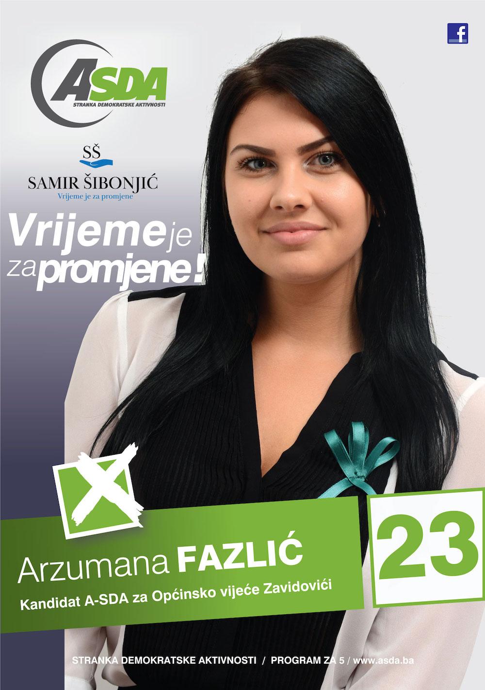 Arzumana Fazlić