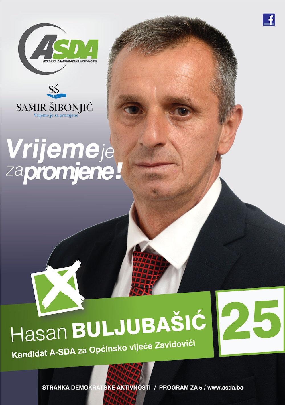 Hasan Buljubašić