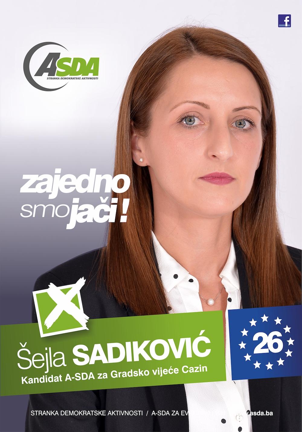 Šejla Sadiković