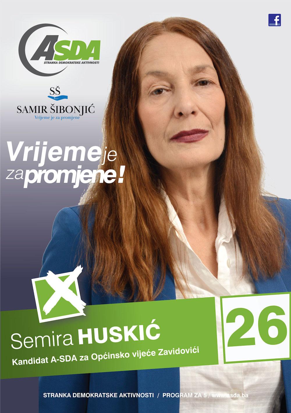 Semira Huskić