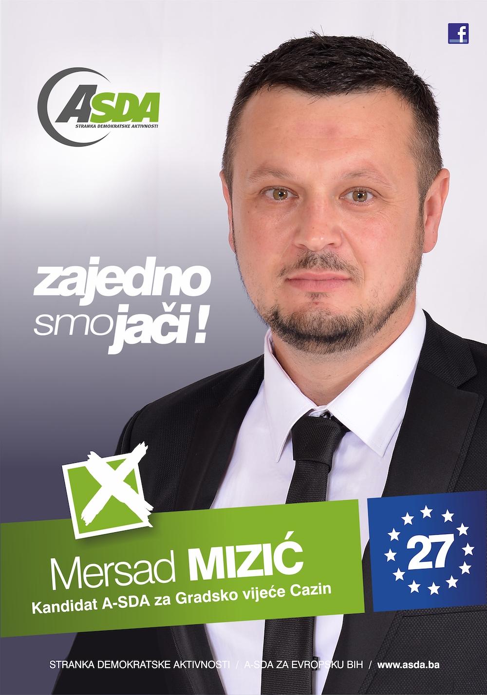 Mersad Mizić