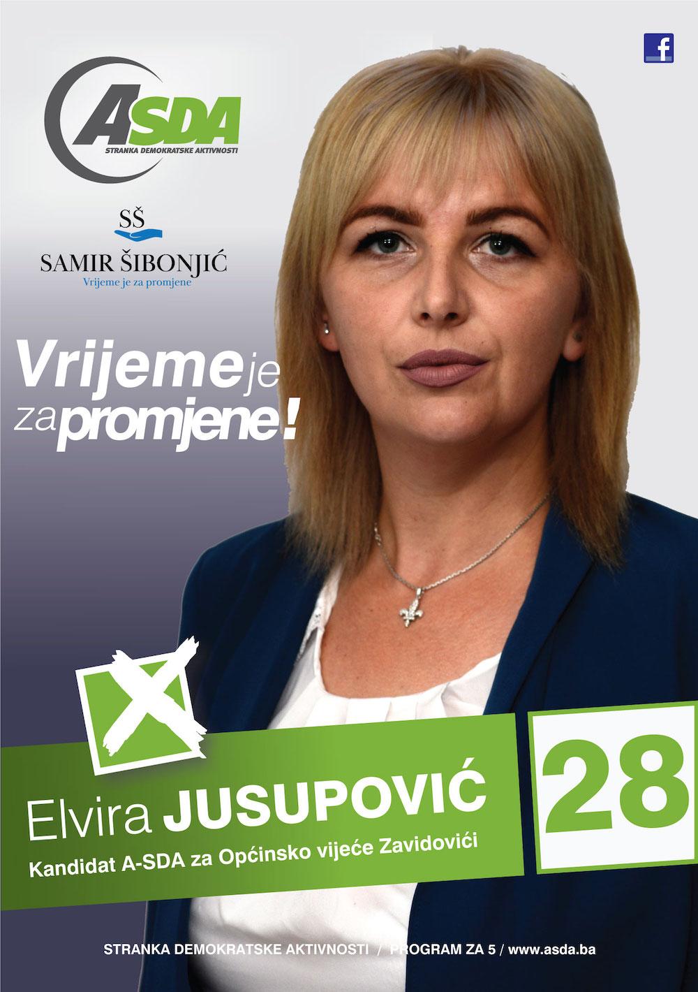 Elvira Jusupović