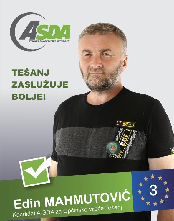 Edin Mahmutović