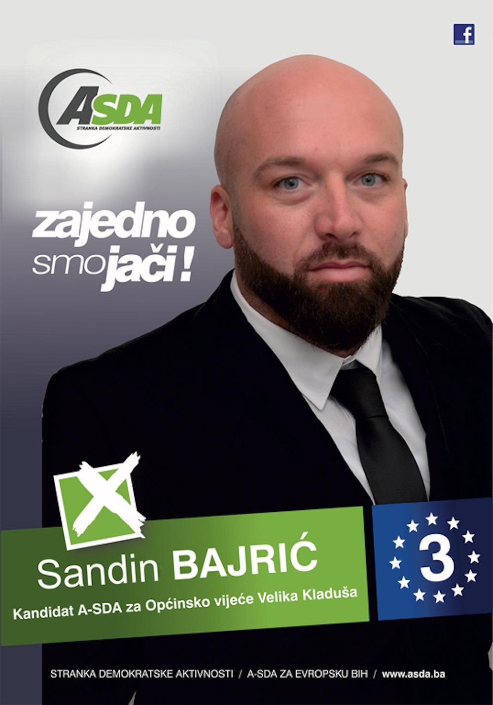 """Rođen 6.8.1985. godine Nastavnik u OŠ """"Fadil Bilal"""" Šumatac Otac 2 djece Živi u Šumatcu"""