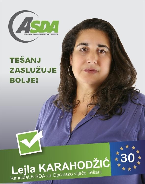 Lejla Karahodžić