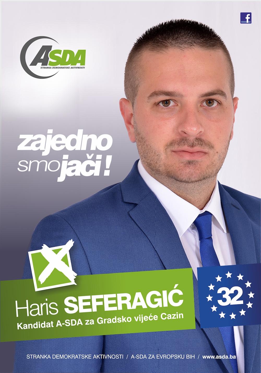 Haris Seferagić