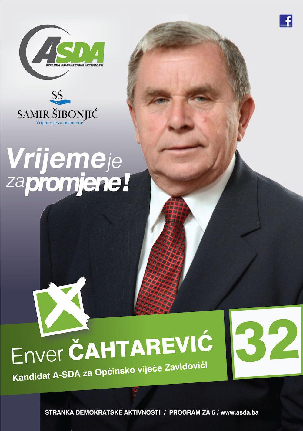 Enver Čahtarević