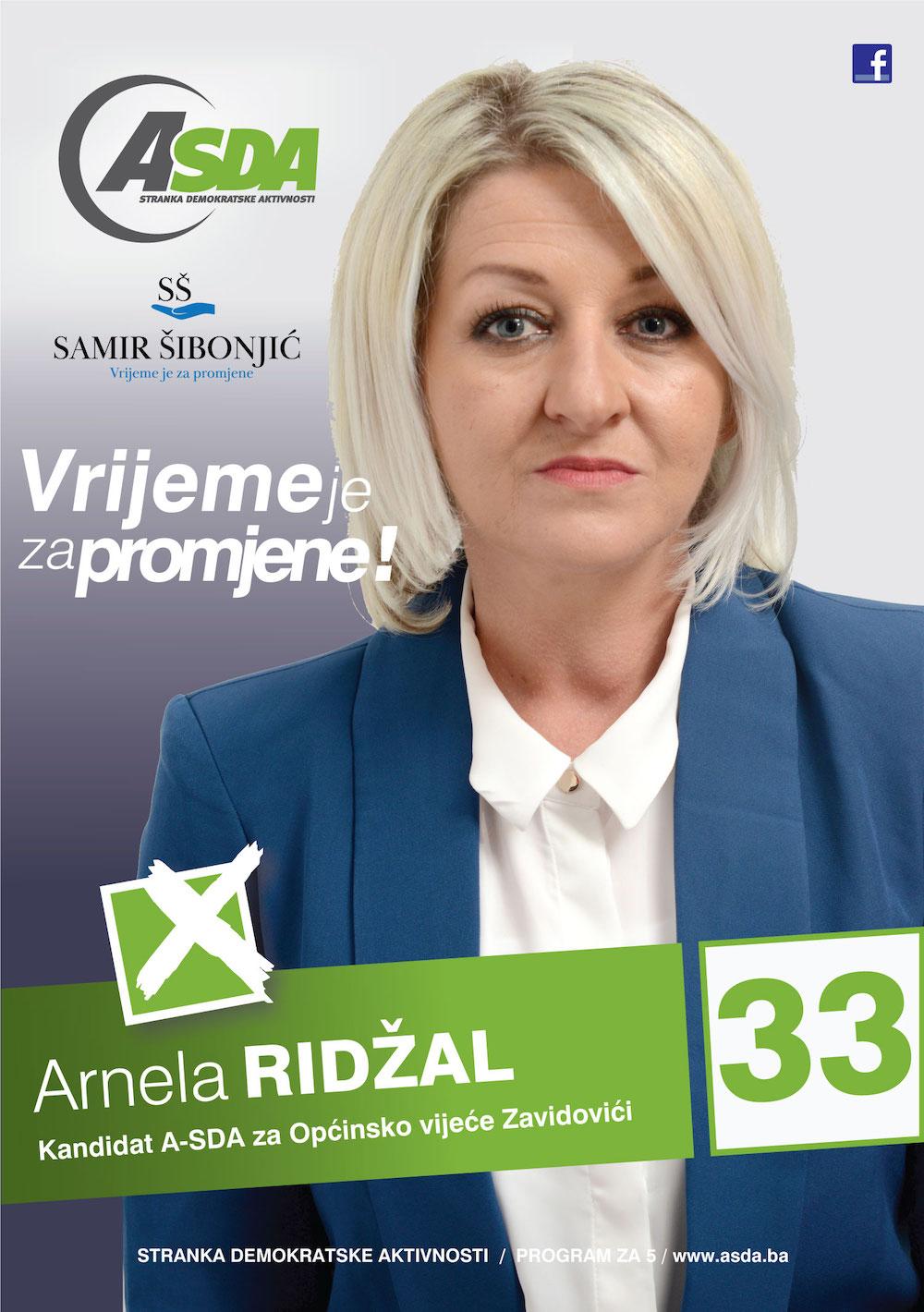 Arnela Ridžal
