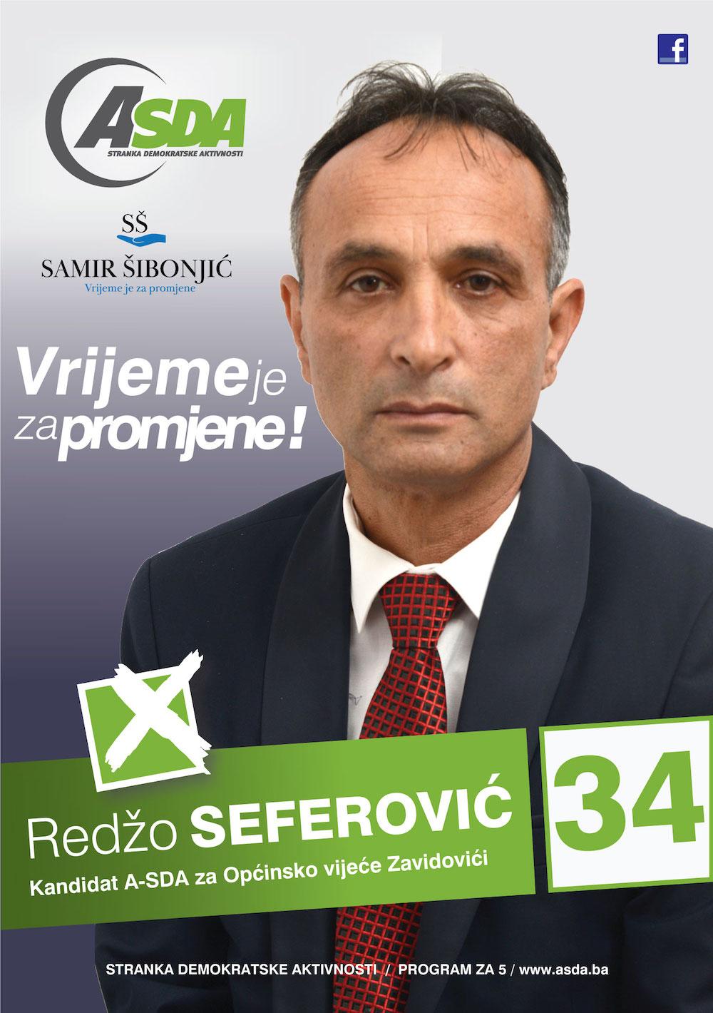 Redžo Seferović