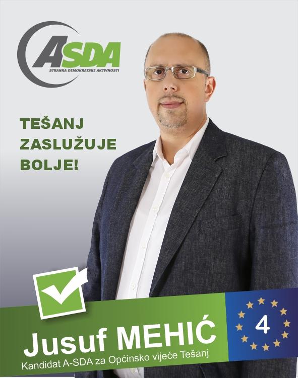 Jusuf Mehić