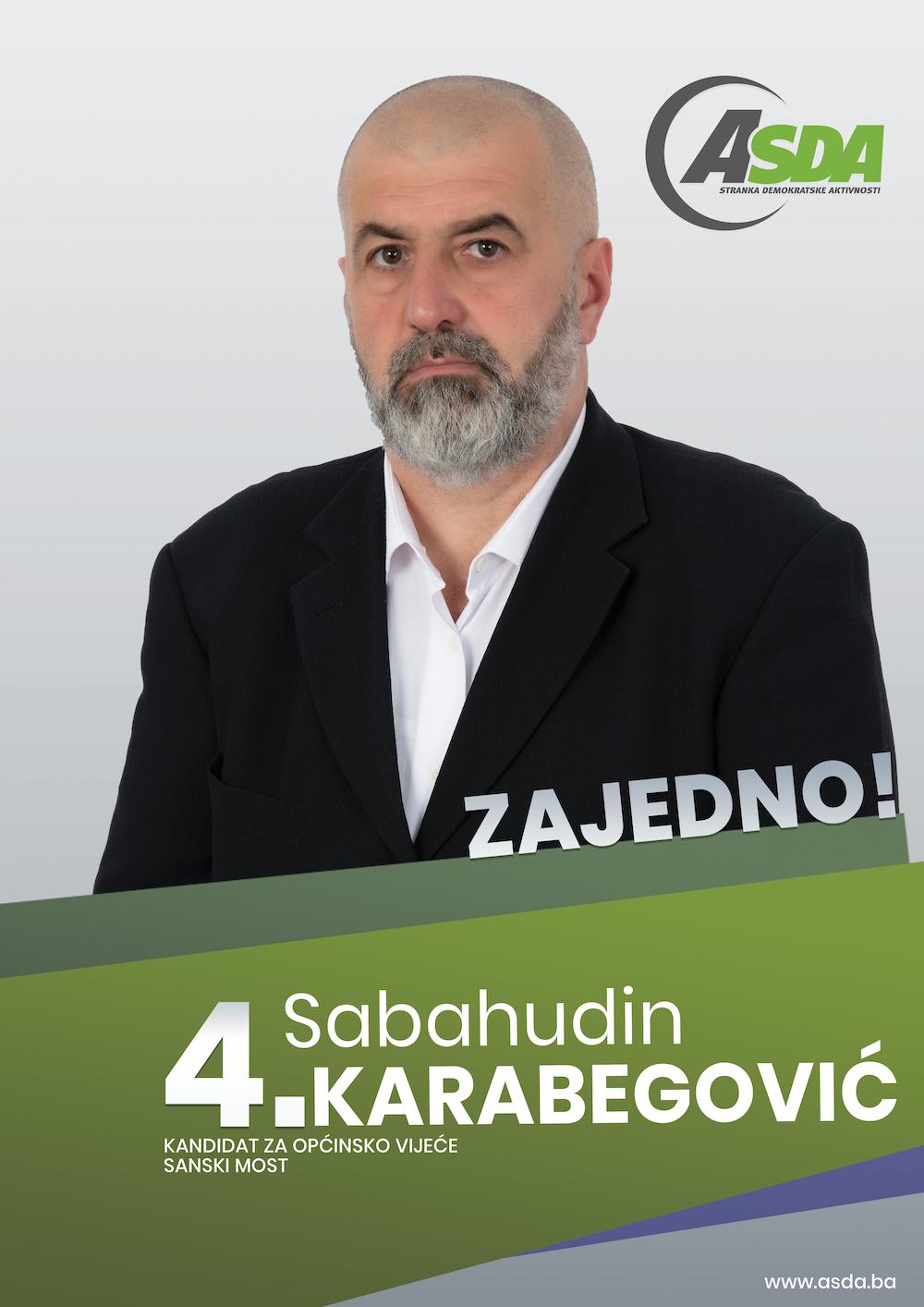 Sabahudin Karabegović