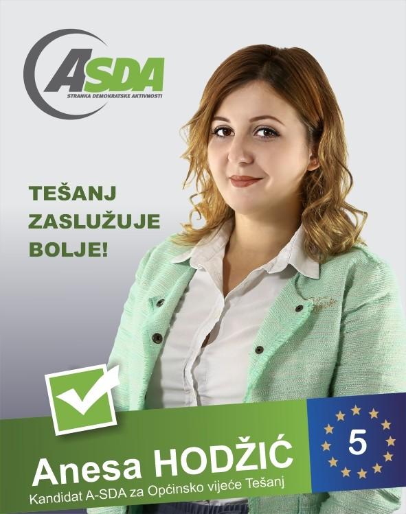 Anesa Hodžić