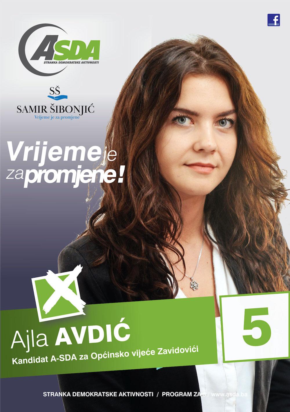 Ajla Avdić