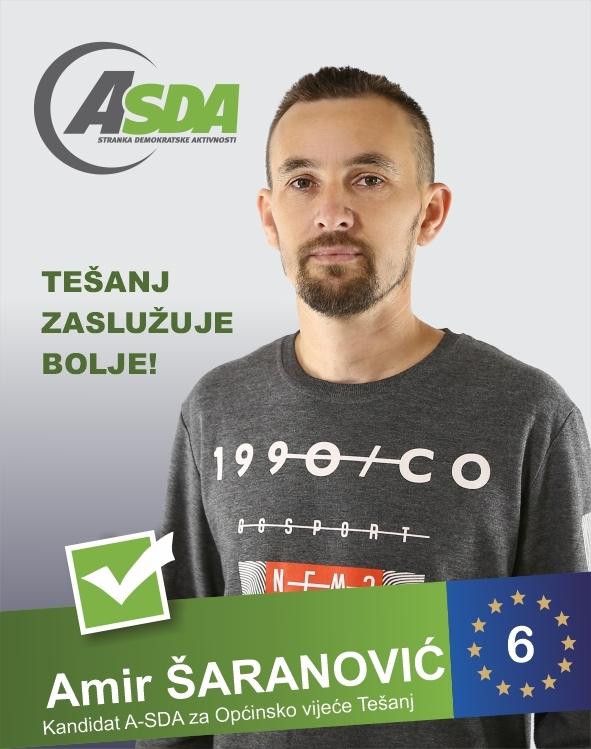 Amir Šaranović