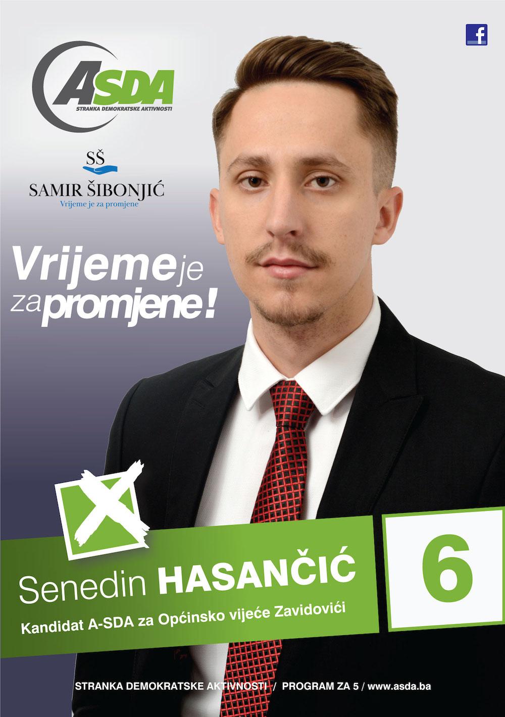 Senedin Hasančić