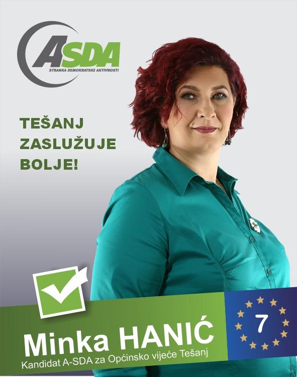 Minka Hanić