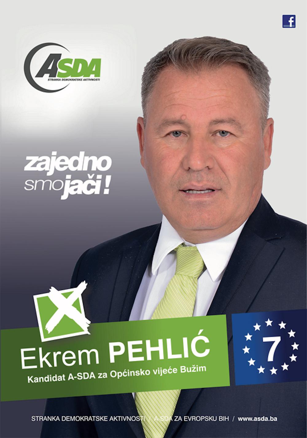 Ekrem Pehlić
