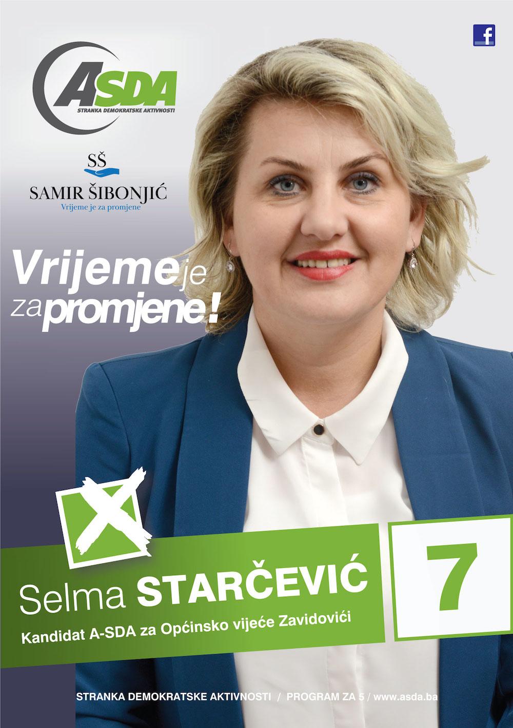 Selma Starčević