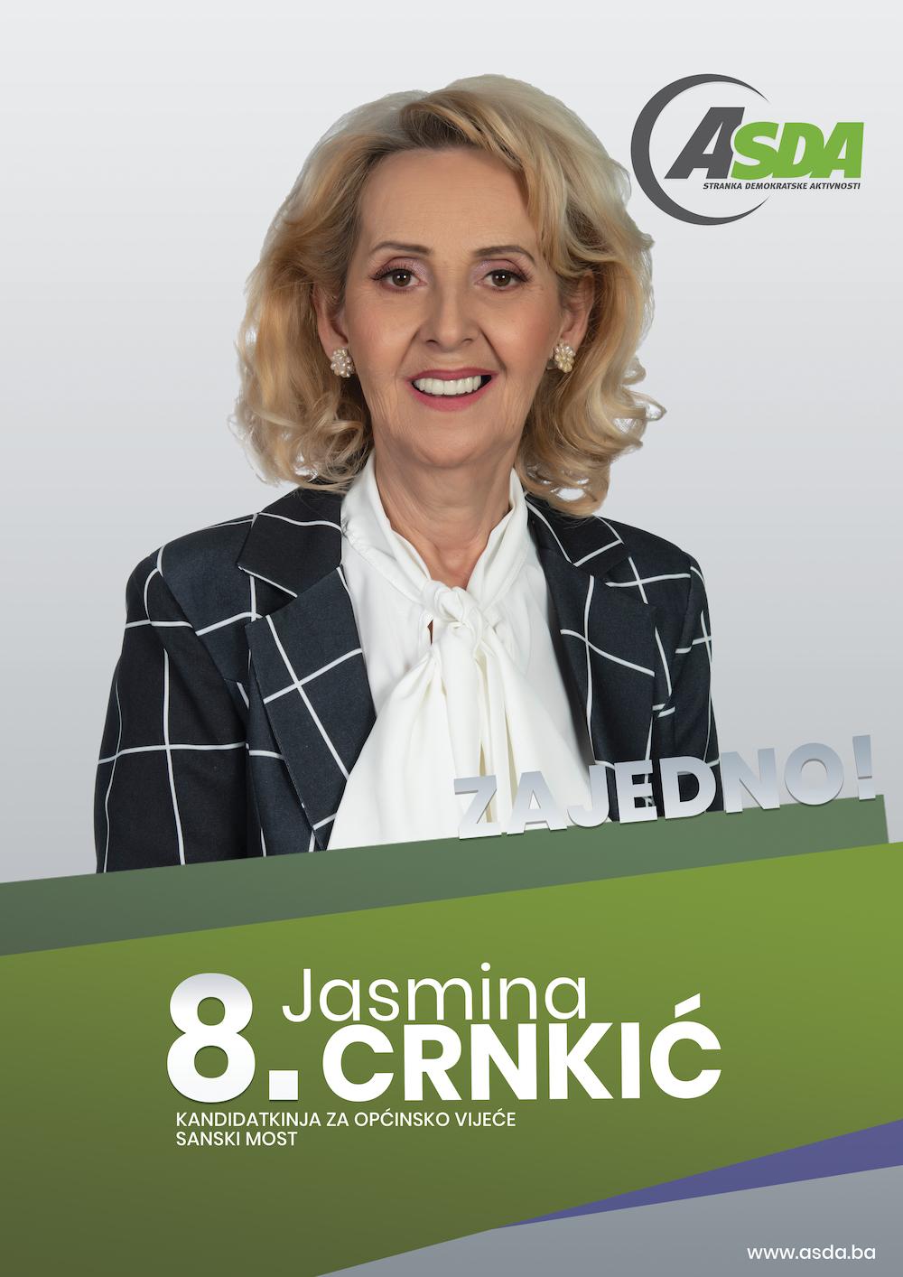 Jasmina Crnkić