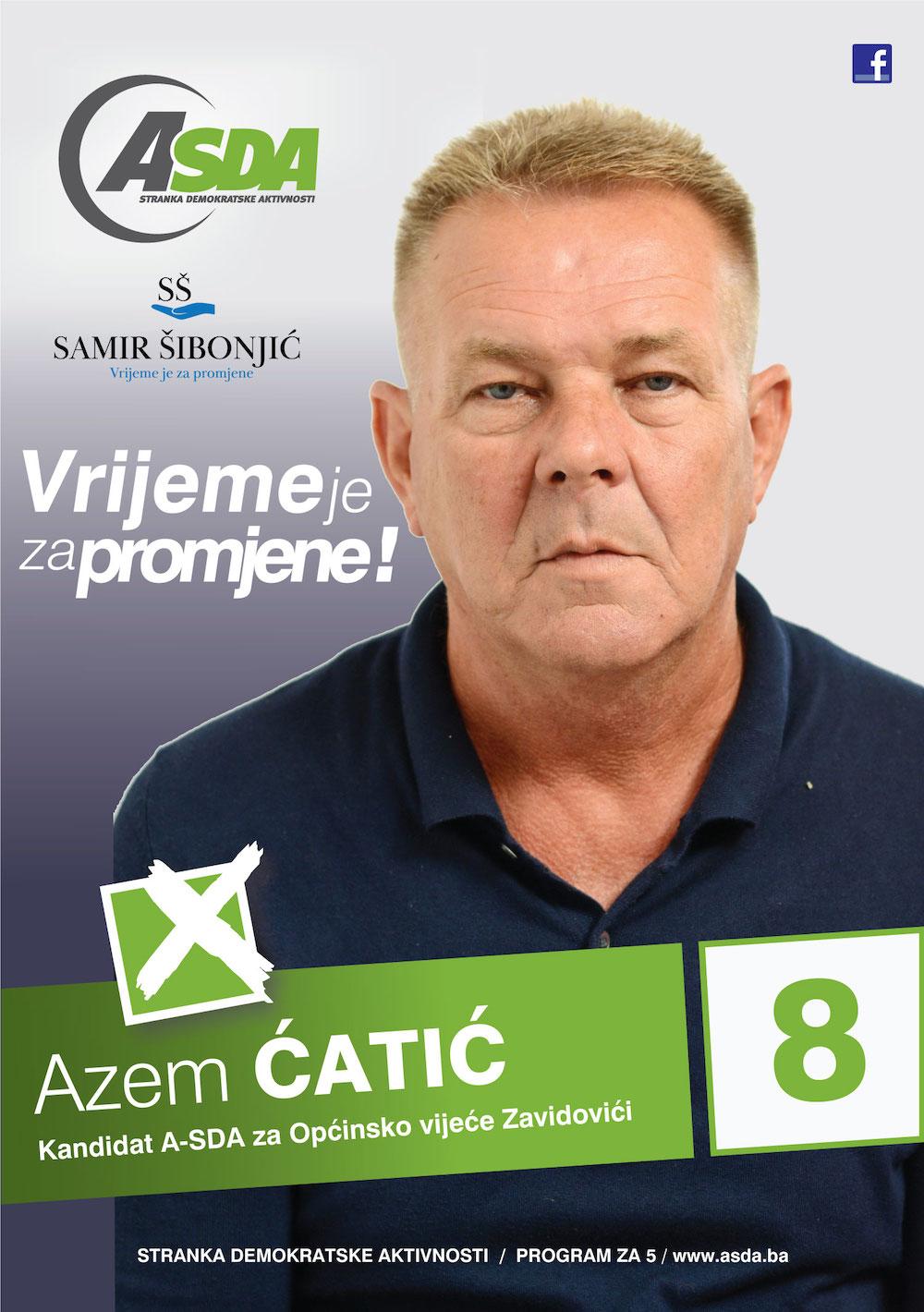 Azem Ćatić