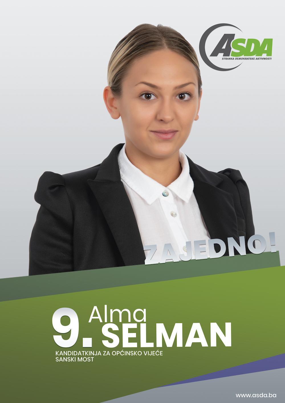 Alma Selman