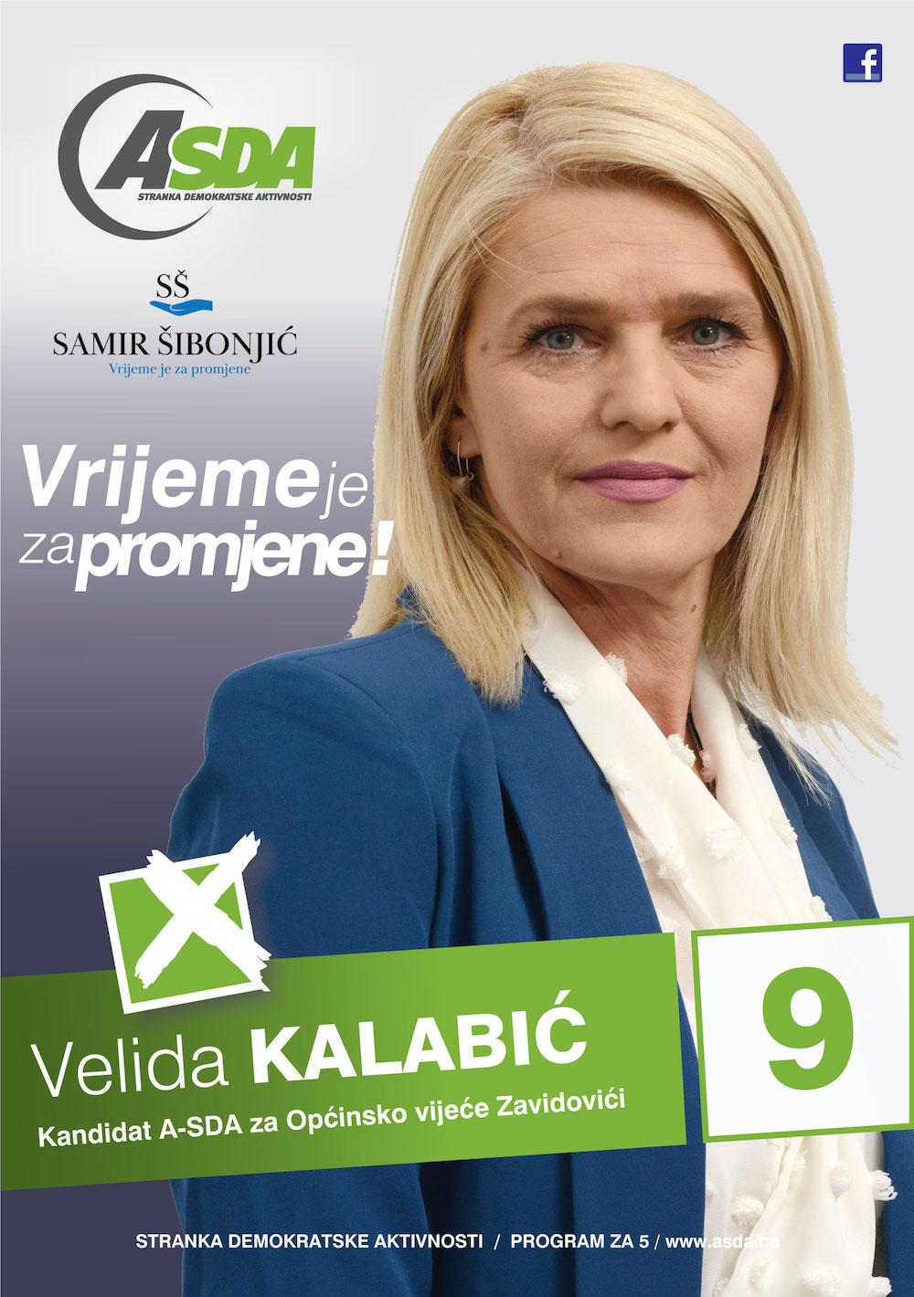 Velida Kalabić