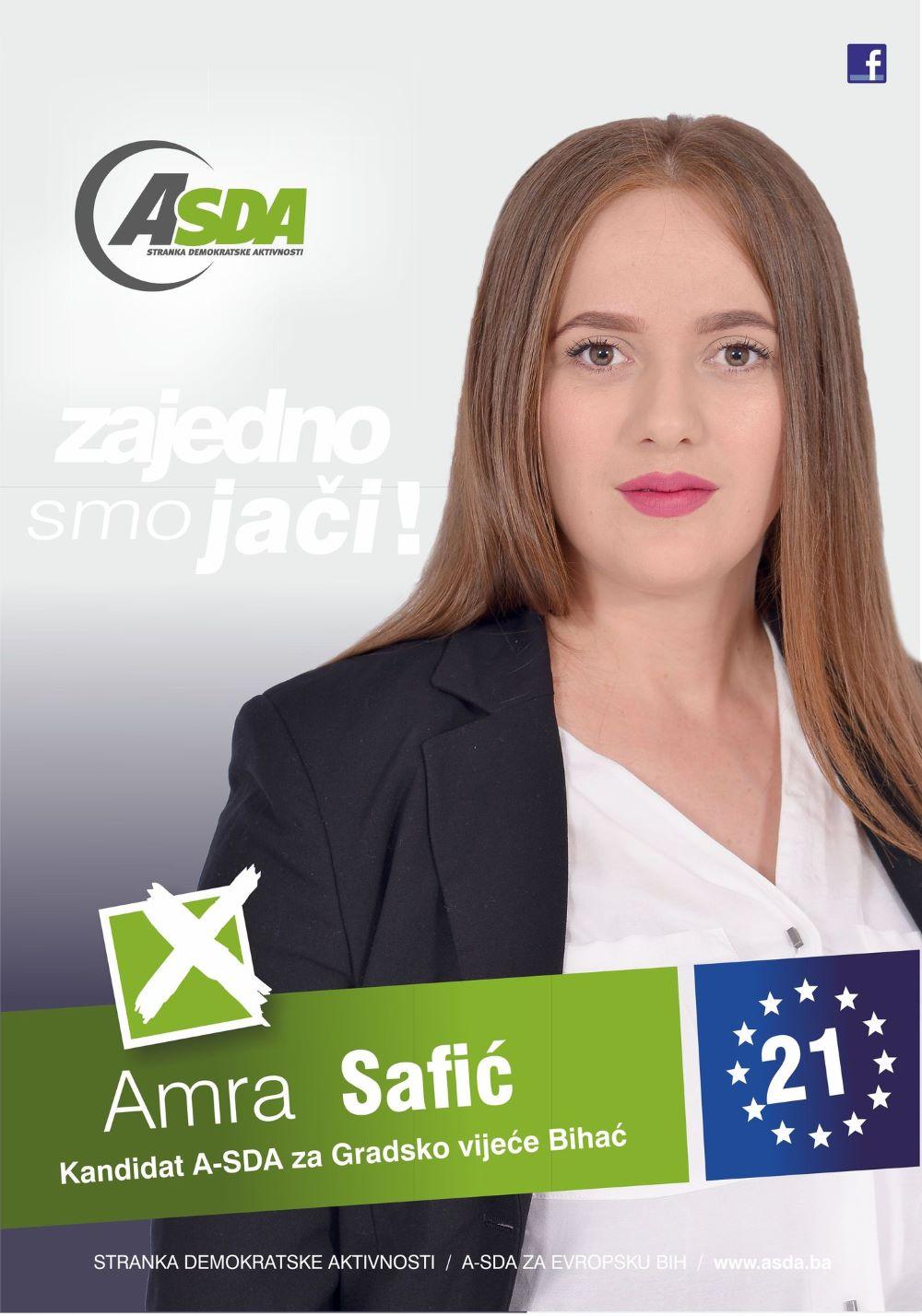 Amra Safić
