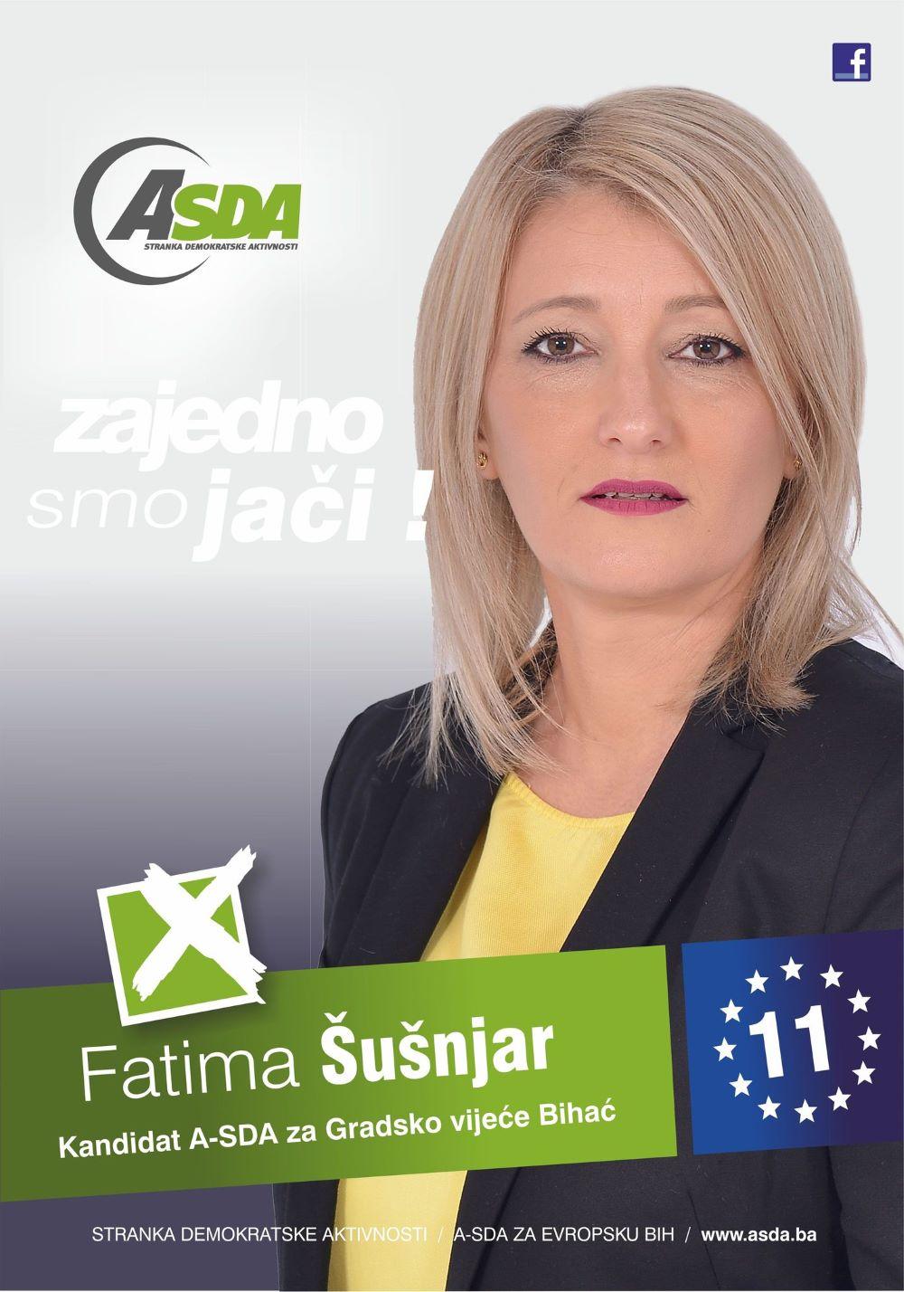 Fatima Šušnjar